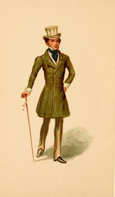 ca1901 History of male attire by Brooks' Brothers, NY