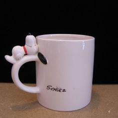 Cute Snoopy Mug ♡ pinterest: ashshila