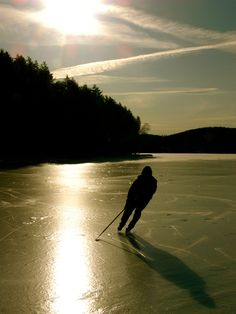Play at the Pond Hockey on the Rock Tournament in Sudbury, Ontario and in Manhattan in the Big Apple Pond Hockey Classic.