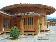 Search cordwood construction images