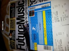 I will see hardwell I am a producer of Portugal my name is MISTER EMPIRE