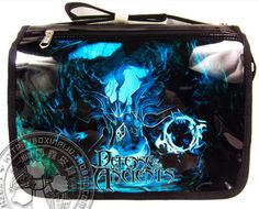 World of Warcraft WOW Dota Game waterproof backpack