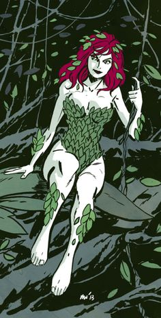 Poison Ivy - Michael Walsh                                                                                                                                                                                 Plus