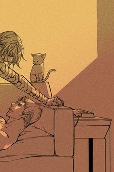 Happy kitty :$