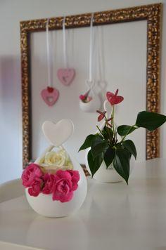 Liebevolle Geschenke zum Muttertag für die beste Mutter der Welt - trendige Keramik bei VALENTINO Wohnideen
