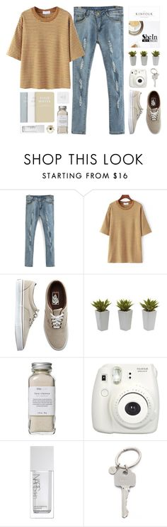 """""""Renegades   SheIn 4"""" by alexandra-provenzano ❤ liked on Polyvore featuring Vans, Nearly Natural, Très Pure, NARS Cosmetics, Paul Smith, women's clothing, women's fashion, women, female and woman"""