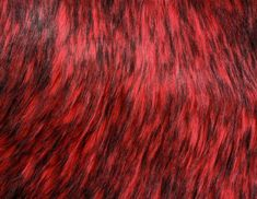 Fire Red Fake Fur Faux Fur Fabric by the Metre / Yard – Warehouse 2020 Fake Fur Fabric, Fabric Suppliers, Faux Fur Pom Pom, Red Color, Warehouse, Yard, Patio, Magazine, Courtyards