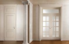 Porte in legno classiche per interni | Porte interne in legno in stile classico