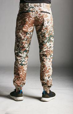 Desert Jogger Pants by Amokrun! www.amokrun.com