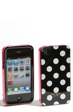 kate spade new york rigid iPhone 4 & 4S cover