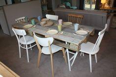 31 meilleures images du tableau sophie ferjani ferjani robin et maison a vendre - Table basse maison a vendre m6 ...