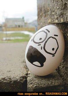 Huevo escondido | Risa Sin Más