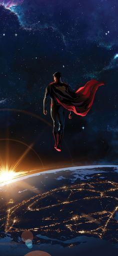 Batman Vs Superman, Foto Batman, Superman Artwork, Superman Wallpaper, Superman Man Of Steel, Batman Comics, Justice League, Superman Pictures, Dc World