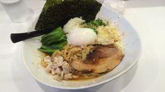 海老そばまるは 海老まぜ麺 ¥850