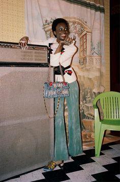 Gucci-Kampagne | Foto:  Glen Luchford | Mehr Bilder: http://page-online.de/bild/gucci-wird-afrikanisch-mit-einer-genialen-kampagne/