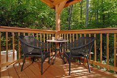 Wild Turkey - 2 Bedroom, 2 Bathroom Cabin Rental in Pigeon Forge, Tennessee.