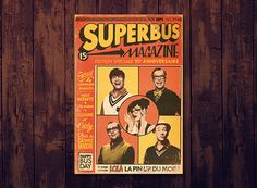 Best Of Superbus (2010) on Behance
