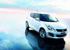 New Suzuki Swift Sports 2014