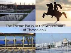 Meet the 13 theme parks, which are recently created at the waterfront of Thessaloniki, and decorate this part of the city in the best way.  #Thessaloniki #sightseeing #blog #SKG #travel #babasails #visitgreece