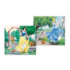 14206 - Puzzle Princesas 2 x 20 piezas, Educa.  http://sinpuzzle.com/puzzles-infantiles-20-piezas/568-puzzle-educa-princesas-2-x-20.html