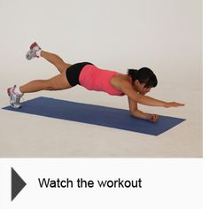 Easy Abs Workout for Beginners - Shape Magazine