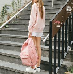 10ᴡᴏʀʟᴅ Cute Fashion, Fashion Beauty, Fashion Looks, Womens Fashion, Korean Outfits, Trendy Outfits, Cute Outfits, Korean Aesthetic, Aesthetic Fashion