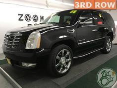 2008 Cadillac Escalade for sale at First City Cars and Trucks !