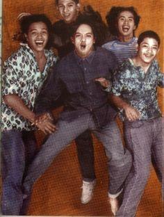 Rivermaya Pinoy Band with Bamboo Manalac Pinoy, Philippines, Bamboo, Style, Band, History