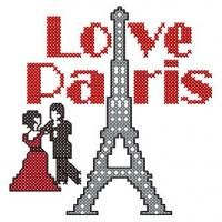 frises au point de croix sur paris - Pesquisa Google