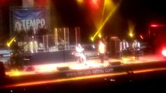 Entrée  Diego Cigala & Orq de Cali concert tempo Latino 30 juillet 2017