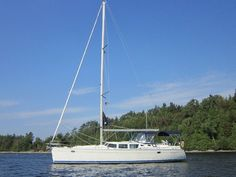 2002 Jeanneau Sun Odyssey 43 DS Sail Boat For Sale - www.yachtworld.com