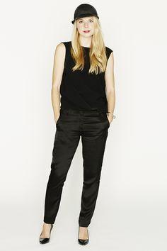 Meet the 2014 CFDA/Vogue Fashion Fund finalists! Gigi Burris
