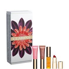 Clarins Christmas 2018 Gift Guide for Her Rouge Velvet, Miniature, Christmas Gift Sets, Beautiful Lips, Last Minute Gifts, Miniatures
