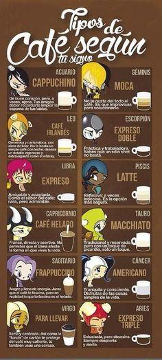 ¿Será que todo este tiempo has estado tomando el café que no te corresponde? | 17 Gráficos que definen tu personalidad según tu signo zodiacal