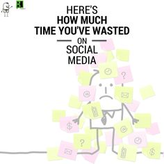 Can you guess how much time you've wasted on social media? It might be more than you think! Here are 7 ways you can spin your wheels (and how to fix it).