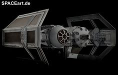 Star Wars: TIE Bomber - Giant, Fertig-Modell ... https://spaceart.de/produkte/sw111.php