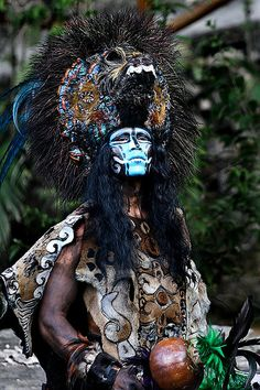 Mayan Dancer, Mexico