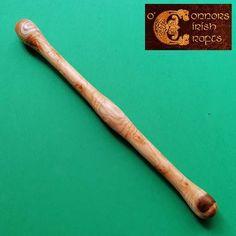 O'Connors Glens of Antrim Irish Blackthorn Bodhran Tipper Beater Stick 032 Celtic Crafts, Irish Celtic, Jewellery Boxes, Craft Shop, Rustic Wood