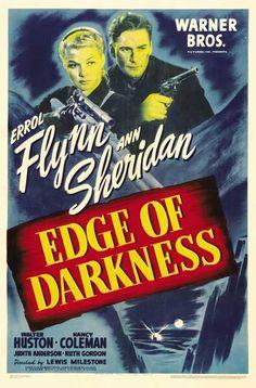 Edge Of Darkness (1943) - Errol Flynn DVD