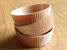 Maple Dipping Cup by Tomokazu Furui