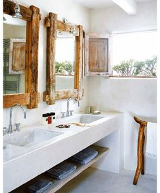Birch + Bird Vintage Home Interiors » Blog Archive » Timber: Rustic and Modern