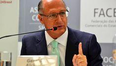 Geraldo Alckmin afirma estar pronto para ser candidato a presidência