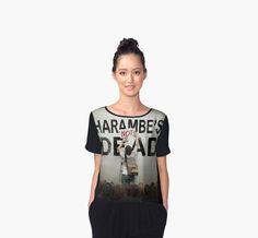 Harambe's Not Dead