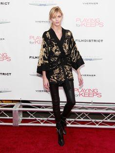 Anja Rubik kimono Emilio Pucci http://www.vogue.fr/mode/inspirations/diaporama/les-meilleurs-looks-danja-rubik/20939/carrousel#les-meilleurs-looks-danja-rubik-14