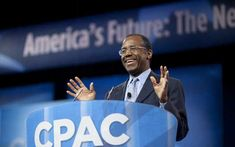 Dr. Ben Carson slammed the culture of political correctness and partisan labels