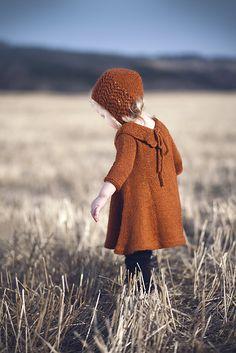 Ravelry: Jentenes kjole med sving pattern by Siri Hoftun