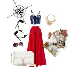 NAUTICAL INSPIRE LOOK