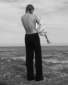Mali Koopman by Alexandra Nataf for Unconditional Magazine Issue 3   The Fashionography