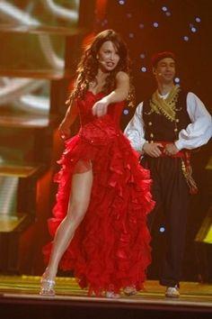 Eurovision Song Contest 2006   Severina for Croatia