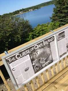 What mysteries lie behind the curse of Oak Island? Our blogger Mel heads to Oak Island to try to uncover some of the mysteries.